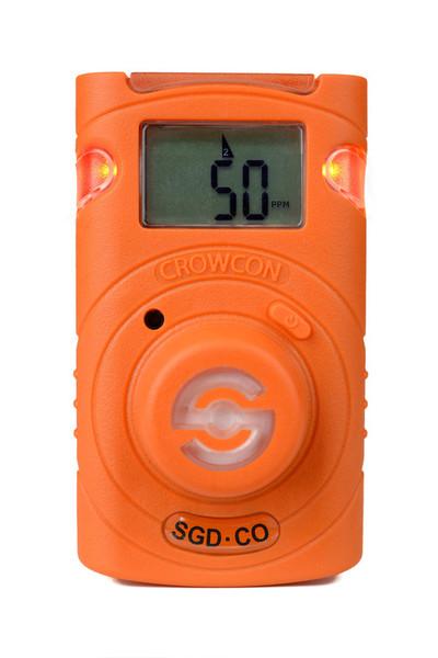 CROWCON Clip Gaswarngerät Kohlenmonoxid CO