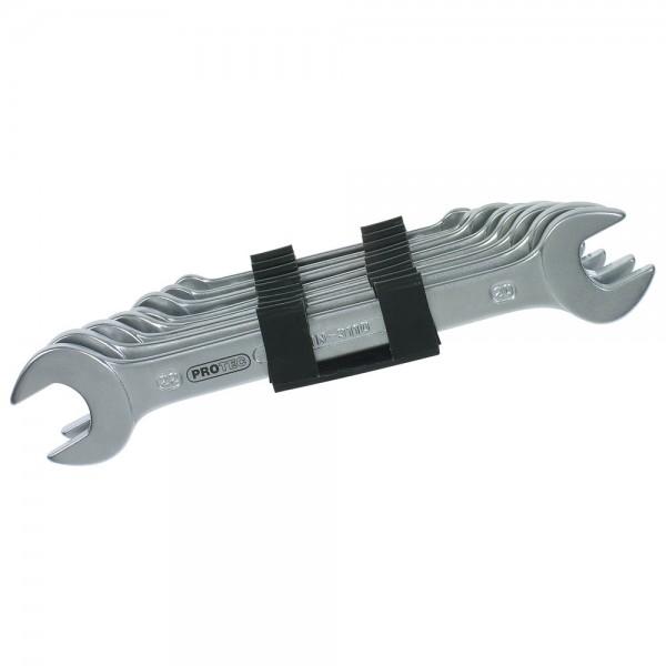 DÖNGES Doppelmaulschlüsselsatz DIN 3110, 8-teilig 6-22 mm