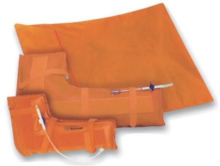 RESCUEFORM Vakuum-Kinder-Armschienen-Set
