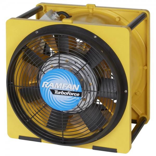 RAMFAN Hochleistungslüfter EFi120, 480 x 460 x 410 mm