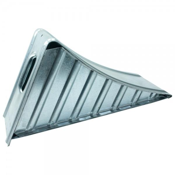 DÖNGES Unterlegkeil, G46 ohne Loch, Metall, verzinkt, Form G