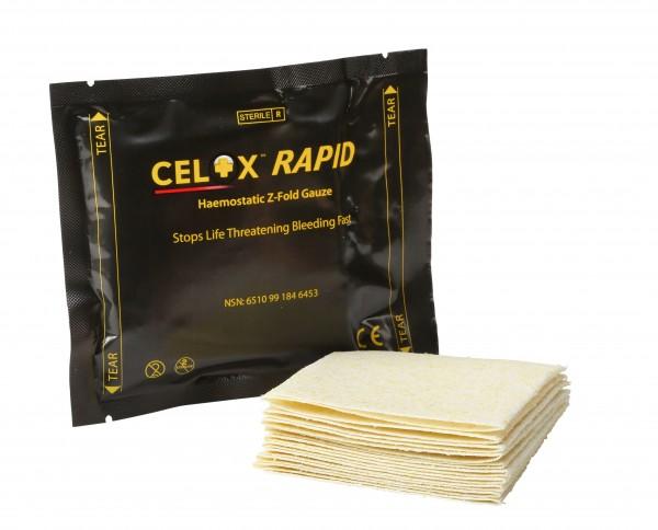 CELOX Rapid Gauze