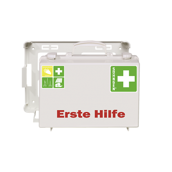 SÖHNGEN Erste Hilfe-Koffer SN-CD Norm Plus weiß