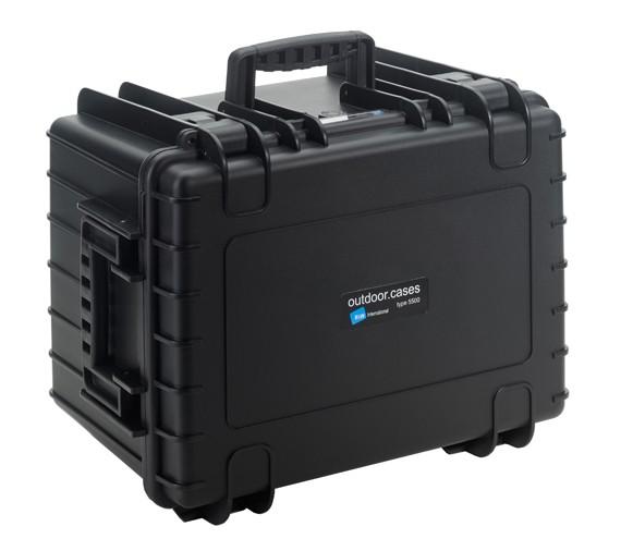 B+W outdoor-cases Type 5500 430x300x300 mm
