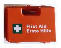 PFITZNER-CLASSIC Erste-Hilfe-Koffer DIN 13457 gefüllt klein