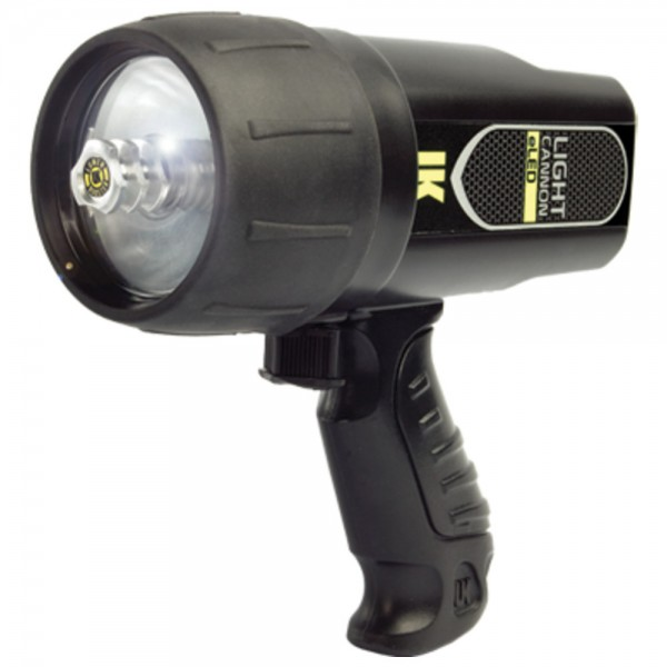 UK Tauchlampe Light Cannon 100 eLED, schwarz, Pistolengriff