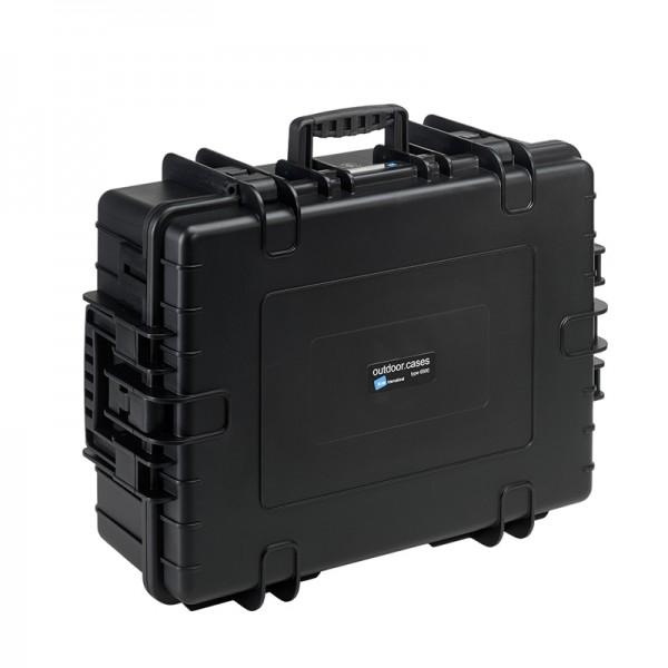 B+W outdoor cases Type 6500 660x490x230 mm