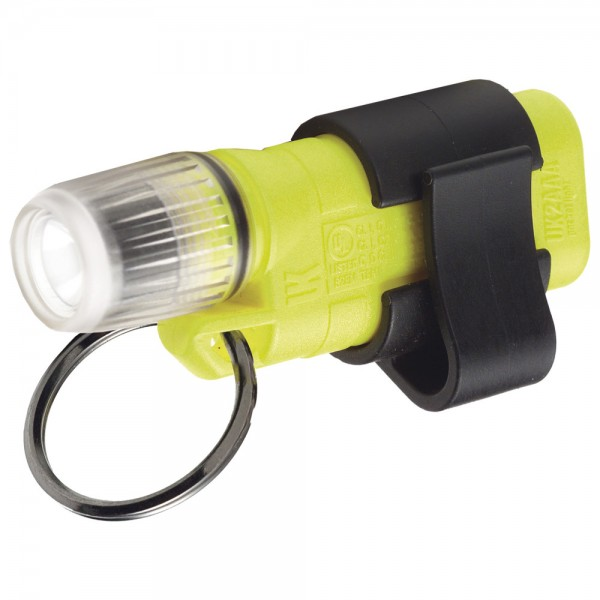 UK Minilampe 2AAA Mini Pocket Light Xenon, neongelb