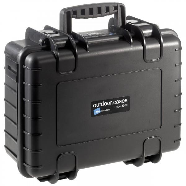 B+W outdoor-cases Type 4000, 420x325x180 mm