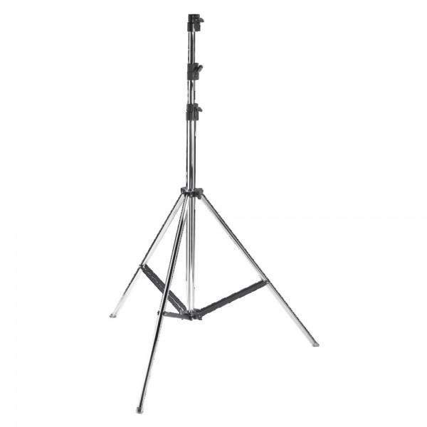 POWERMOON Dreibeinstativ für Powermoon, 4,70 m maximale Höhe, Stahl