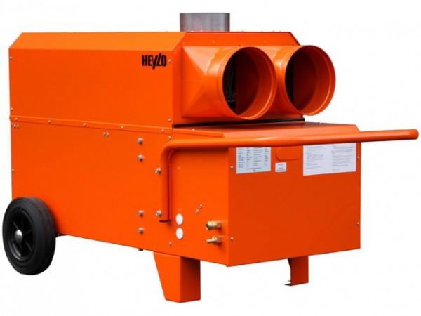 HEYLO Zeltheizung K30T mit 2 x Warmluftschläuchen