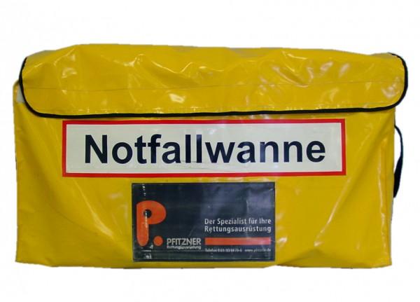 Verpackungstasche für Notfallwanne
