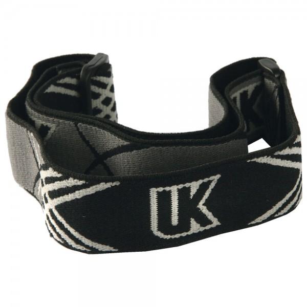 UK Ersatzband aus Textilgewebe für UK Vizion, schwarz