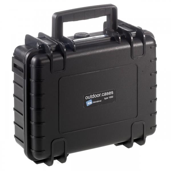 B+W outdoor-cases Type 1000 272x215x106 mm