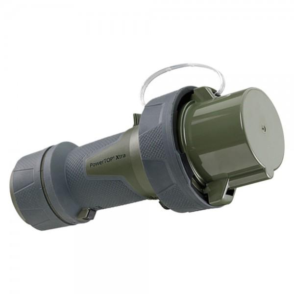 MENNEKES CEE-Stecker PowerTOP Xtra TM, bronzegrün, IP67