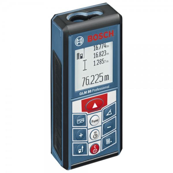 BOSCH Laser-Entfernungsmesser GLM 80 Professional