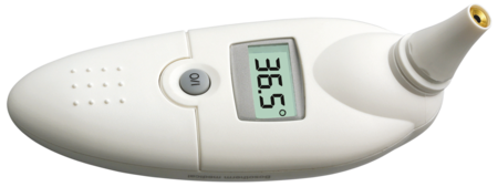 Bosotherm Medical Infrarot-Ohr Thermometer