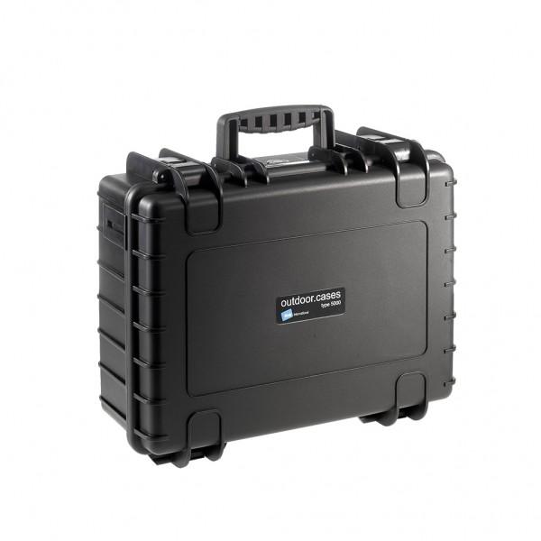 B+W outdoor cases Type 5000, 470 x 365 x 190 mm
