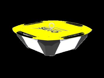 ALDEBARAN Leuchte XLD-2C DIM | 90.000 Lumen