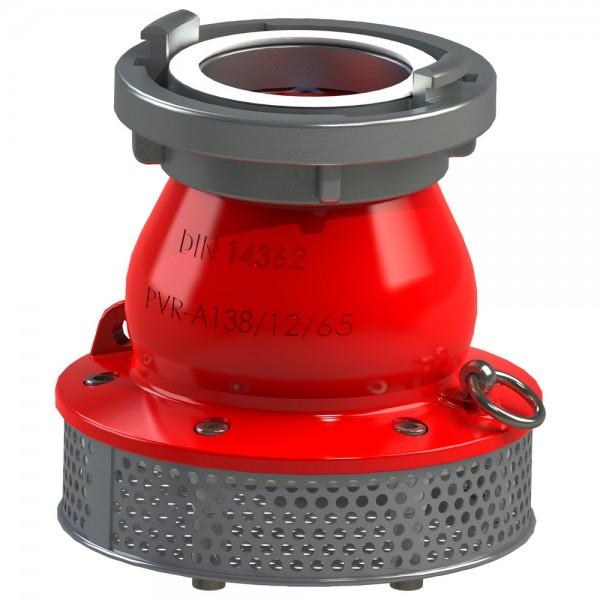 AWG Saugkorb DIN 14362, 250 x 232 x 232 mm, DN 100, 110-A