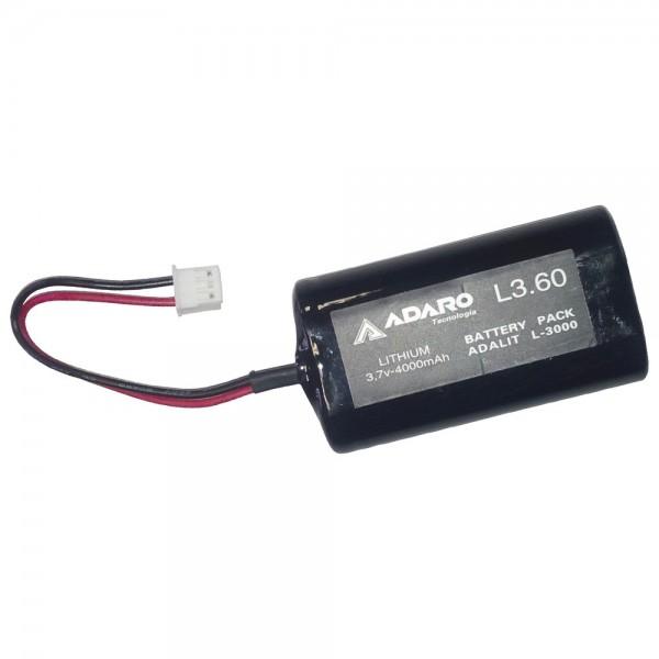 ADALIT Ersatzakku für Adalit L-3000 und L-3000 Power, Li-Ion