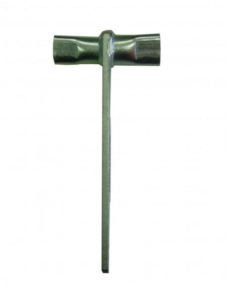 Feuerwehr-Dreikantschlüssel M 10 - M 12