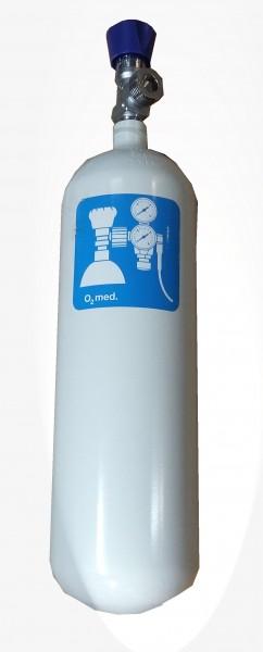 Sauerstoff-Flasche 2 Liter