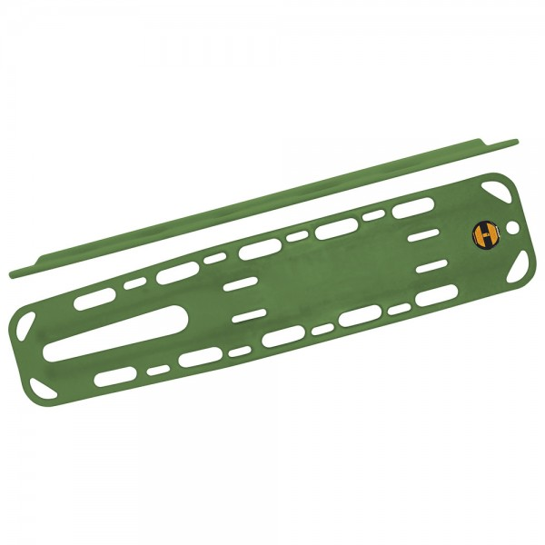 SPENCER Spineboard B-Bak mit Pins, military grün