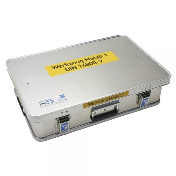 DÖNGES FireBox, Werkzeug Metall 1 DIN 14800-WKM 1