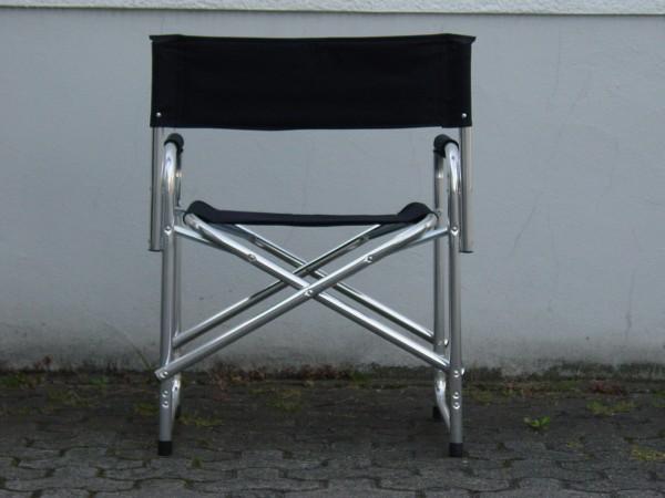 PFITZNER Klappstuhl/Regiestuhl Alu