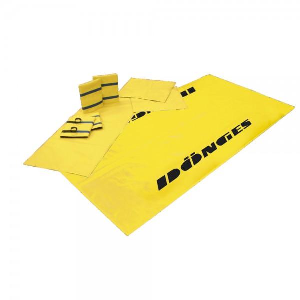DÖNGES Bereitstellungsplane gelb zu Schutzdeckenset