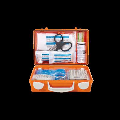 SÖHNGEN Erste-Hilfe-Koffer DIN 13157 QUICK gefüllt orange