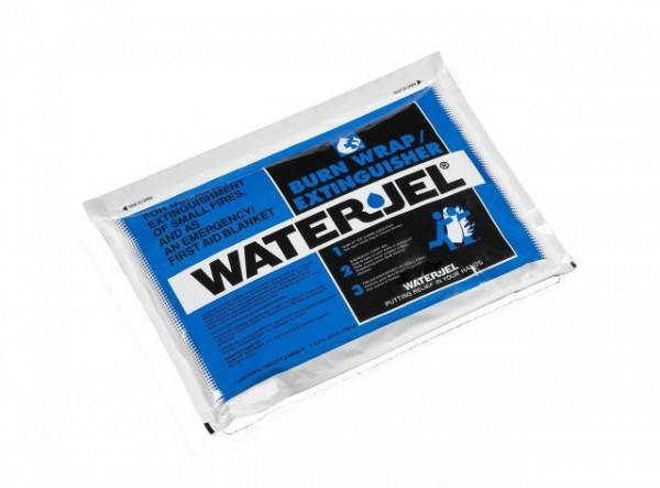 WATER-JEL HA Decke Burn-Wrap 183 x 152 cm Folie
